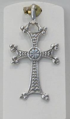 croix arm�nienne en argent